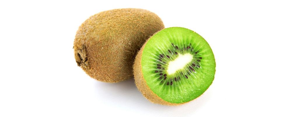 svieže smoothie kiwi